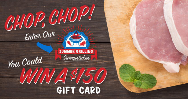 Save-A-Lot Summer Grilling Sweepstakes 2017