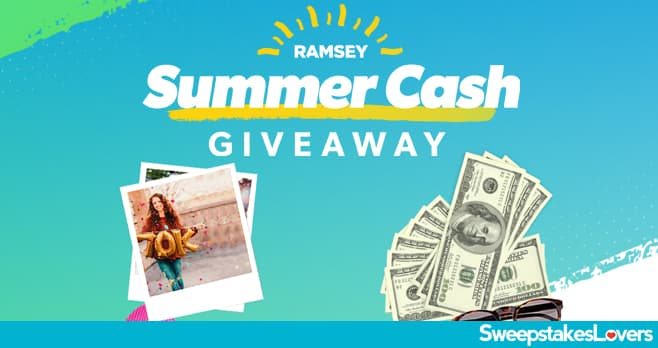 Dave Ramsey Summer Giveaway 2020