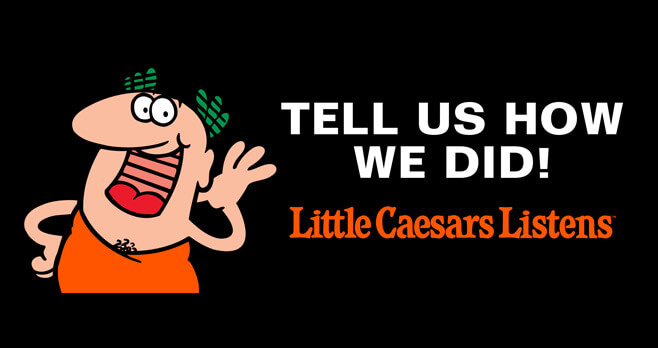 Little Caesars Listens Survey Sweepstakes