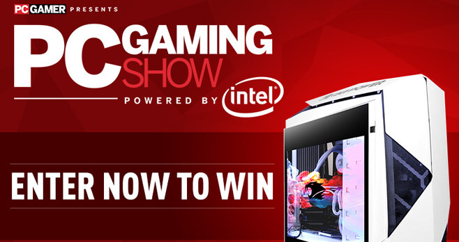 PC Gaming Show Giveaway