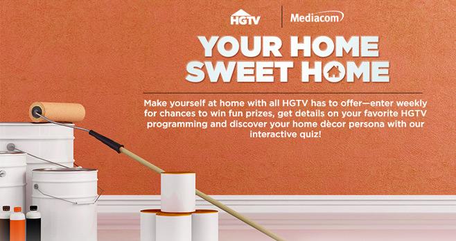 HGTV's Good Bones Home Sweet Home Sweepstakes