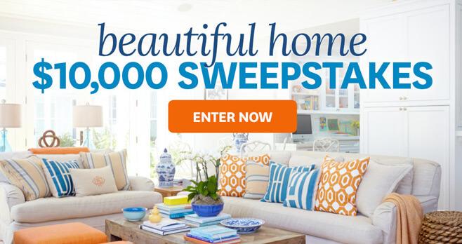 BHG $10,000 Summer Sweepstakes