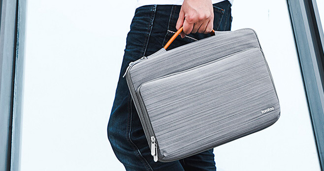 Tomtoc 360° Protective Laptop Sleeve Briefcase Giveaway
