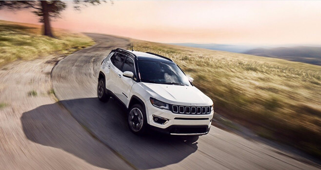 PopSugar Break The Dawn Jeep Compass Sweepstakes