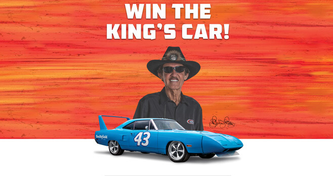 Win The King Sweepstakes 2017