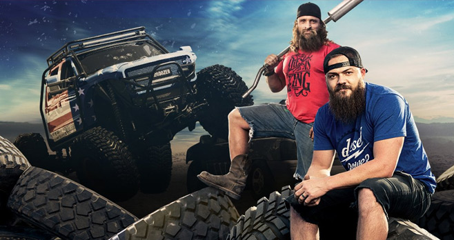 Diesel Brothers Rock And Rally Giveaway