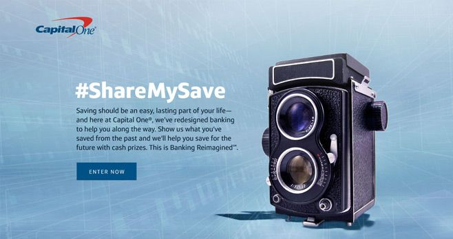 Capital One Banking Reimagined Contest 2017