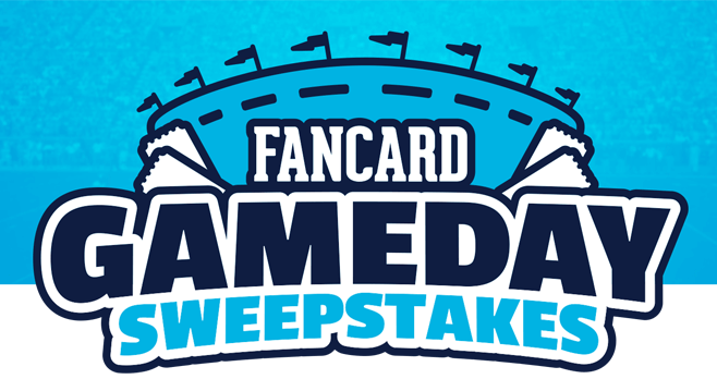 Fancard Gameday Sweepstakes 2017