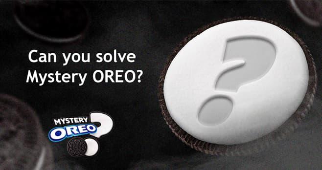 Mystery Oreo Flavor 2019 Contest (MysteryOREO.com)