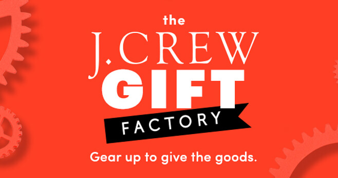 J. Crew The Great Gift Card Giveaway 2017