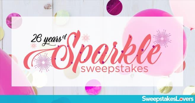 JTV 26 Years of Sparkle Sweepstakes (JTV.com/Sparkle)