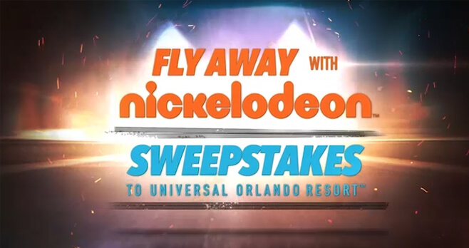 Fly away with nick com