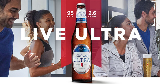 Michelob Ultra 95K Fitness Experiences Sweepstakes 2018
