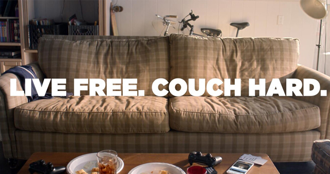 Totino's Couch Hard Sweepstakes 2018