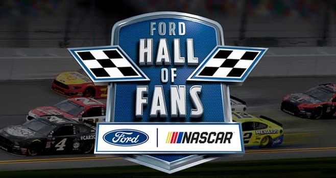 Ford Hall of Fans Contest
