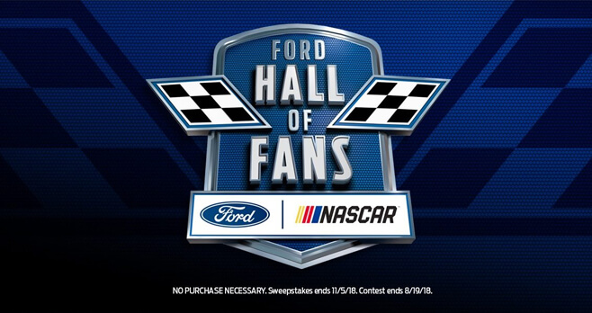 Ford Hall of Fans 2018