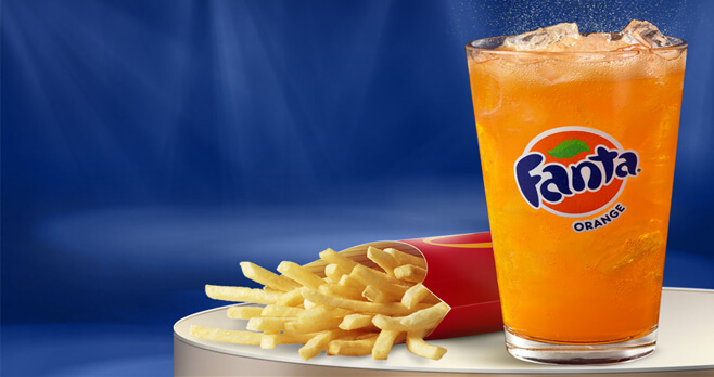 McDonald's Fanta Mobile Order & Pay Sweepstakes 2018 (PlayAtMcD.com)