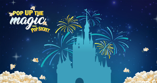 Pop Secret Popcorn Pop Up The Magic Sweepstakes 2018