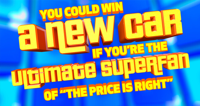 Price Is Right Car Giveaway 2018