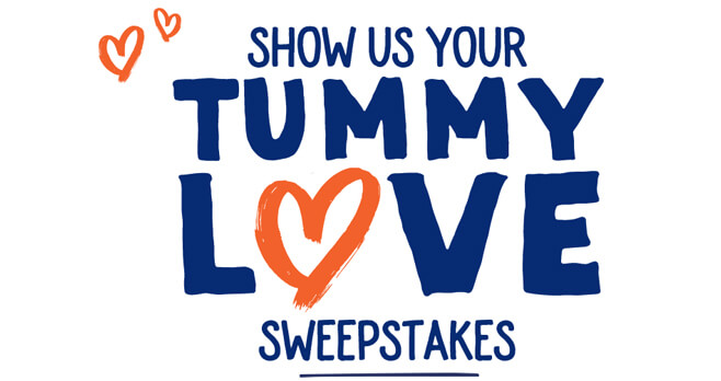 Stonyfield Farm Show Us Your Tummy Love Sweepstakes 2018