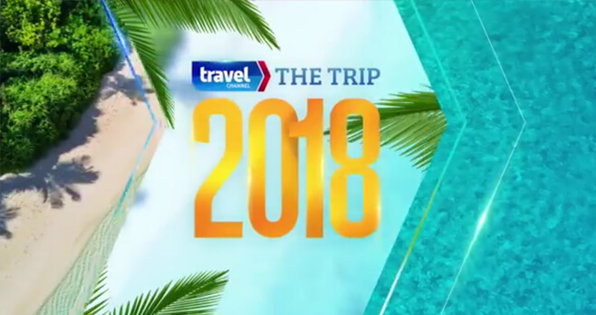 Travel Channel The Trip 2018 Sweepstakes