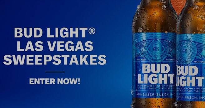 Bud Light Hoops Challenge Sweepstakes 2018