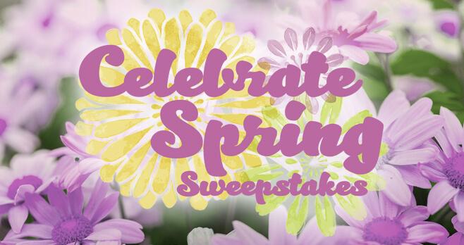 JTV Celebrate Spring Sweepstakes 2018