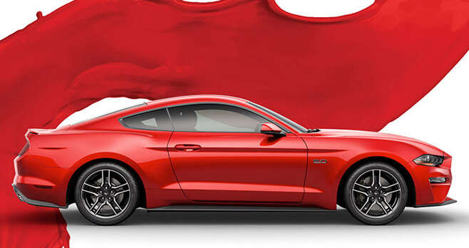 Mustang Unique and United Sweepstakes