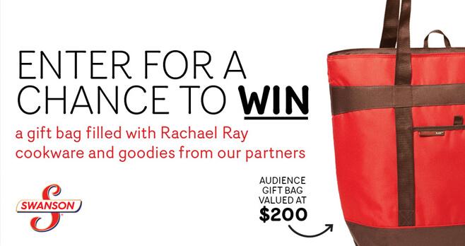 Rachael Ray Every Day Gift Bag Sweepstakes