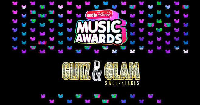 Radio Disney RDMA Glitz & Glam Sweepstakes