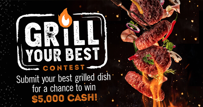 Food Network Grill Your Best Contest
