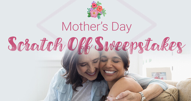 Kroger Mother's Day Scratch Off Instant Win Game 2018 (MothersDayScratchOff.com)