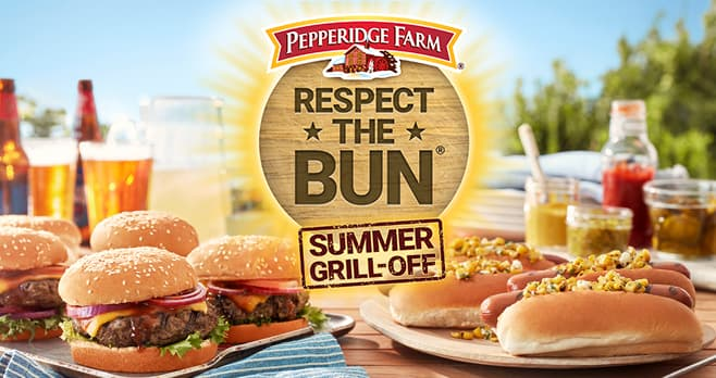 Pepperidge Farm Respect the Bun Sweepstakes
