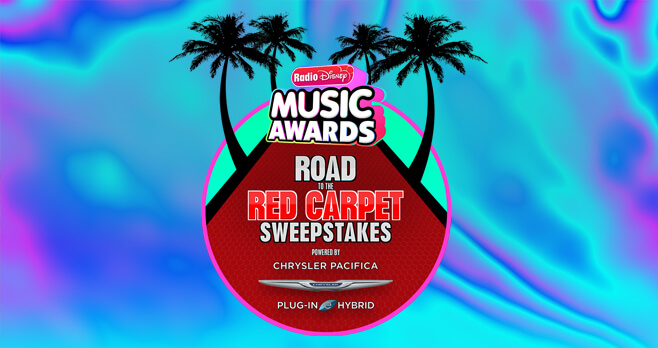 Radio Disney RDMA Road to the Red Carpet Sweepstakes