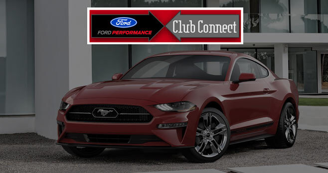 2018 Ford Performance Club Connect Sweepstakes