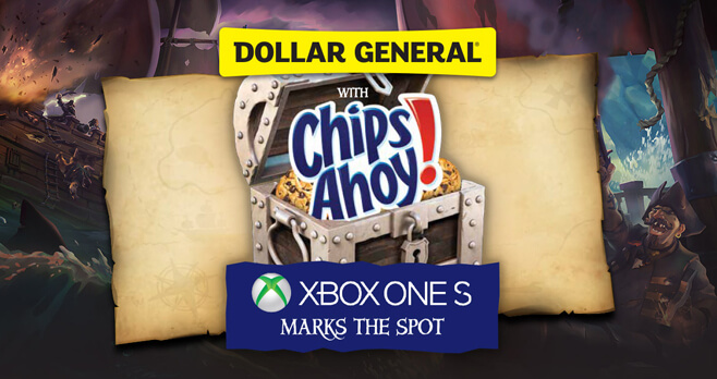 Chips Ahoy Dollar General Xbox Sweepstakes
