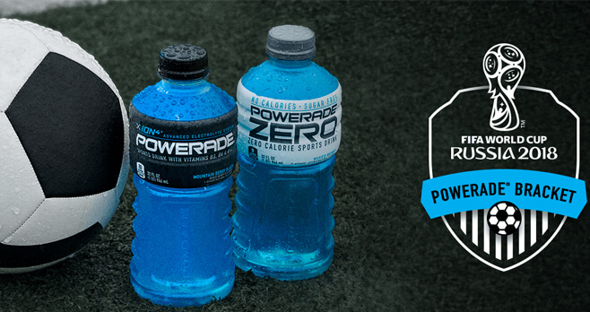 POWERADE FIFA World Cup Russia 2018 Sweepstakes