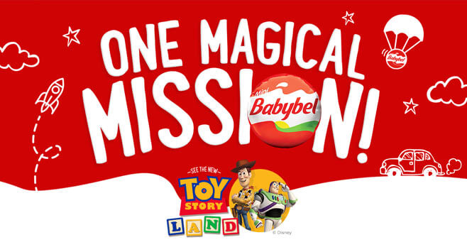 Babybel One Magical Mission Sweepstakes and Instant Win Game
