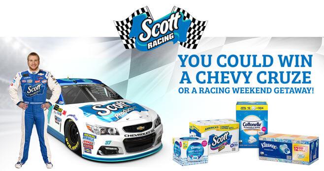 Scott Racing Sweepstakes
