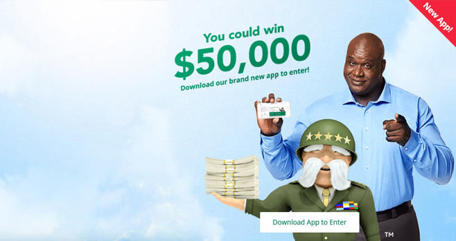The General Insurance $50k Giveaway