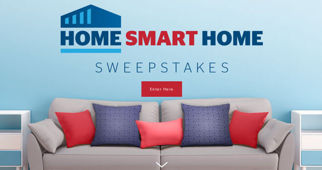 U.S. Cellular Home Smart Home Sweepstakes