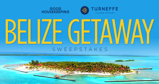 Good Housekeeping Island Resort Sweepstakes
