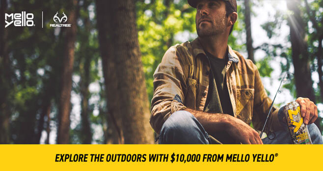 Mello Yello Outdoor Reward Sweepstakes