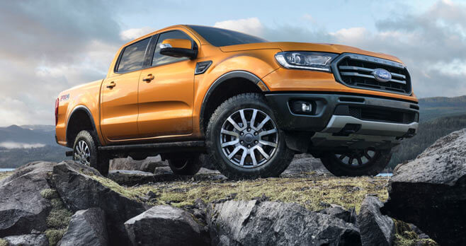 Ford 2019 Ranger Drive Tour Sweepstakes