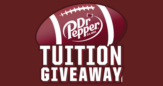 Dr Pepper Tuition Giveaway 2018