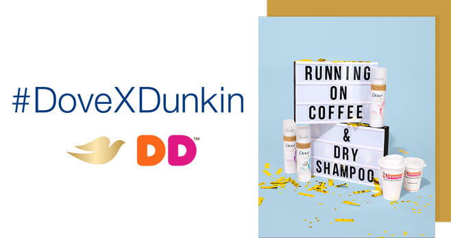 Dove Hair & Dunkin' Donuts Ultimate Life Hack Giveaway