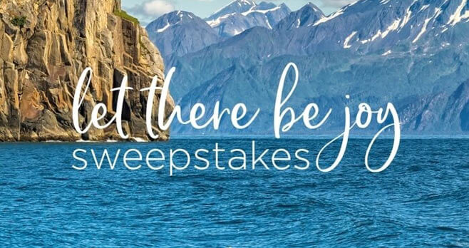 JTV Let There Be Joy Sweepstakes