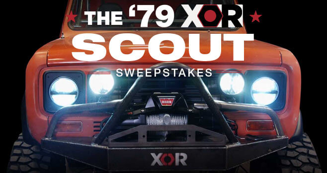 PowerNation TV '79 XOR Scout Sweepstakes