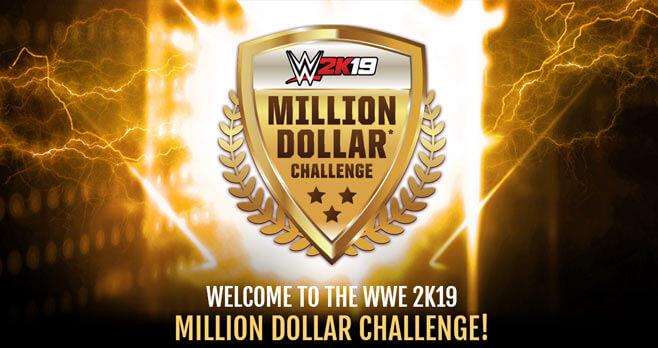 WWE 2K19 Million Dollar Challenge