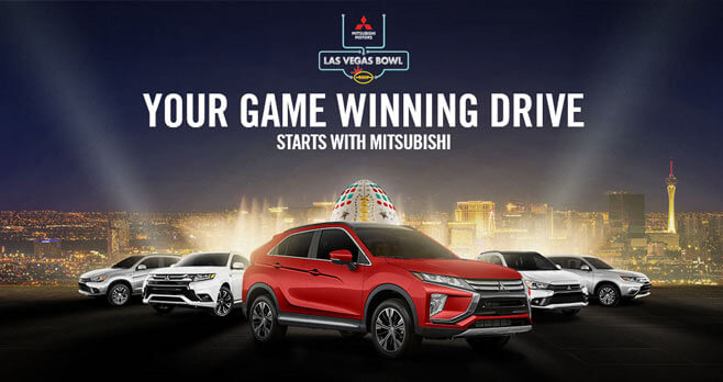 Your Game Winning Drive Starts With Mitsubishi Sweepstakes